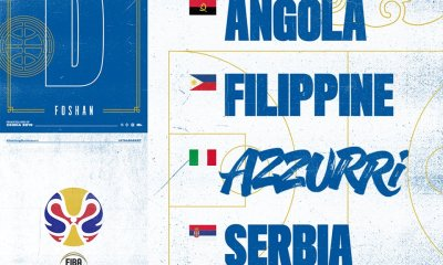 Italia: usciti i gironi dei Mondiali 2019