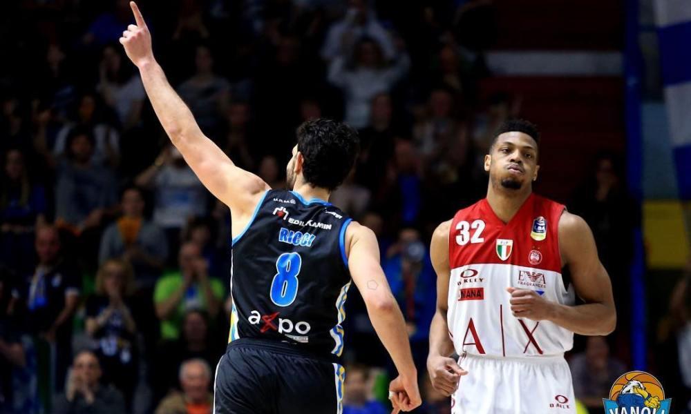 Basket serie A1: la Vanoli vince contro Milano