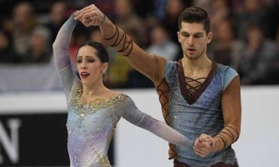 Matteo Guarise e Nicole Della Monica