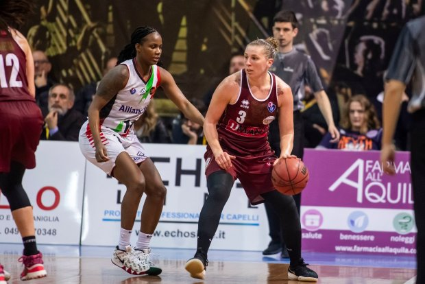 La Reyer è la seconda semifinalista