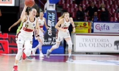 Basket femminile: partono le semifinali playoff