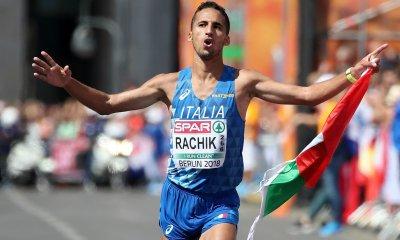 atletica maratona di londra 2019 yassine rachik italia italy atletica leggera london marathon athletics running corsa run
