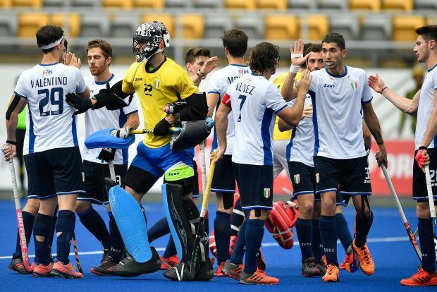 Hockey su Prato Italia Team