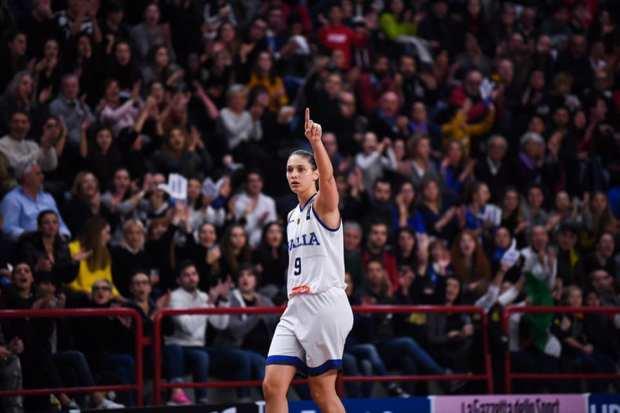 Europei Di Basket Calendario.Basket Femminile Europei 2019 Le Convocate E Il Calendario