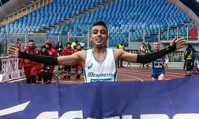 atletica diamond league 2019 rabat said el otmani italia italy atletica leggera athletics iaaf 5000m run running corsa 5000 metri meters marocco