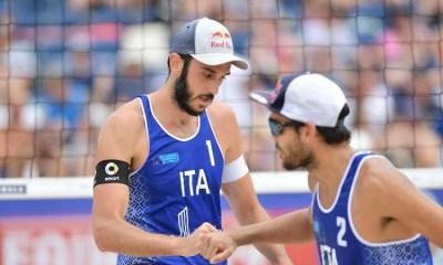 Nicolai/Lupo nella tappa di Varsavia del Beach Volley World Tour 2019