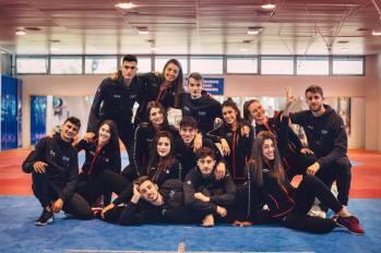 taekwondo grand prix roma 2019 nazionale italiana italia italy foro italico nazionale italiana fita world taekwondo grand prix