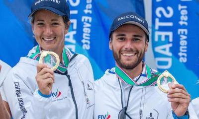 Tita & Banti medagliati al test olimpico per Tokyo 2020