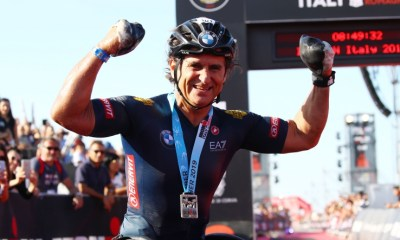 paratriathlon ironman italy 2019 zanardi alex record del mondo italia italy triathlon paralimpico paralympics cervia emilia romagna alex zanardi world record mezzo ironman 70.3