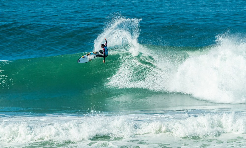 Fioravanti accede alle semifinali del Quiksilver Pro France della World Surf League