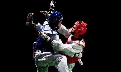taekwondo grand prix sofia 2019 vito dell'aquila bronzo italia italy categoria -58 kg maschile bronze medal bulgaria