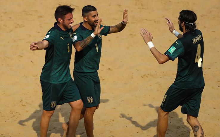 Mondiali beach soccer 2019