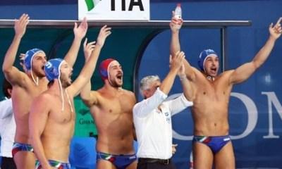pallanuoto maschile europei 2020 budapest settebello 7bello italia italy francia france duna arena waterpolo european championships girone d group