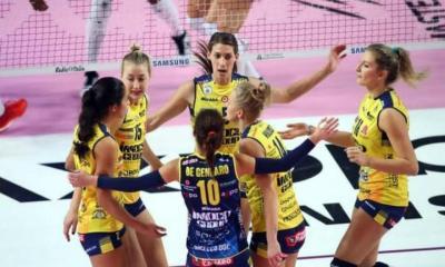 Volley Femminile Serie A1, riepilogo 14 giornata