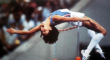 atletica salto in alto sara simeoni salto italia italy atletica leggera athletics high jump sport