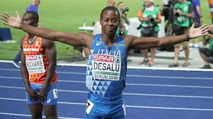 atletica diamond league 2020 bruxelles fausto desalu eseosa desalu italia italy atletica leggera wanda diamond league belgio belgium 200 metri 200 meters corsa running athletics 2020