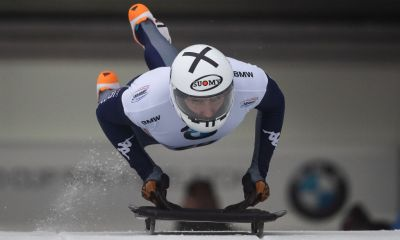 skeleton mondiali 2021 altenberg amedeo bagnis italia italy skeleton world championships 2021 campionato del mondo azzurri di gloria