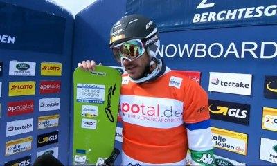 Aaron March a Berchtesgaden (GER)
