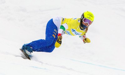 Michela Moioli in azione