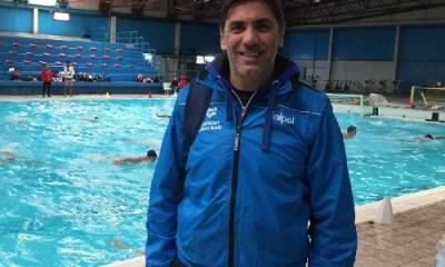 pallanuoto femminile carlo silipo nuovo allenatore 7rosa setterosa italia italy women waterpolo new ct commissario tecnico settebello