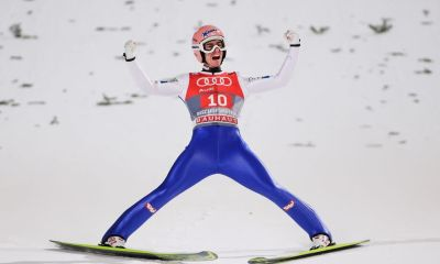 salto con gli sci mondiali 2021 oberstdorf stefan kraft campione ski jumping world championships maren lundby germania germany campioni iridati