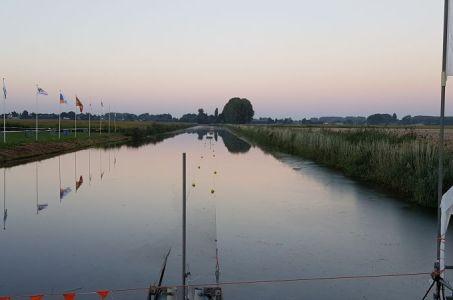 Wedstrijdbaan Biesbosch Open Water Race