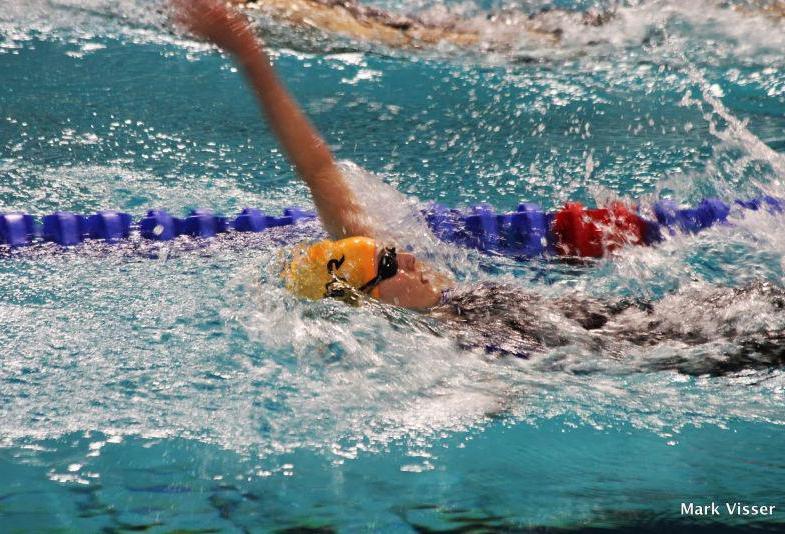 Goede competitiestart voor Biesboschzwemmers
