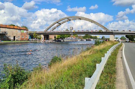Twee goud in open water voor Biesboschzwemmers