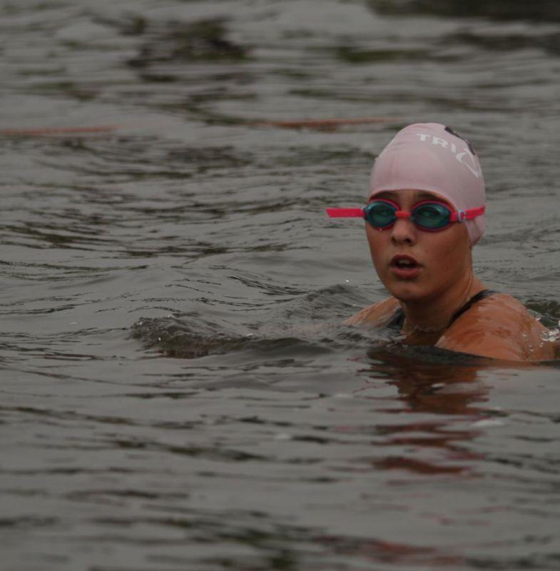 Vier goud Biesboschzwemmers tijden BOWR