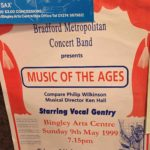 1999 May BMCB Poster Music of the Ages