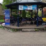 Ilkley Bandstand May 2017