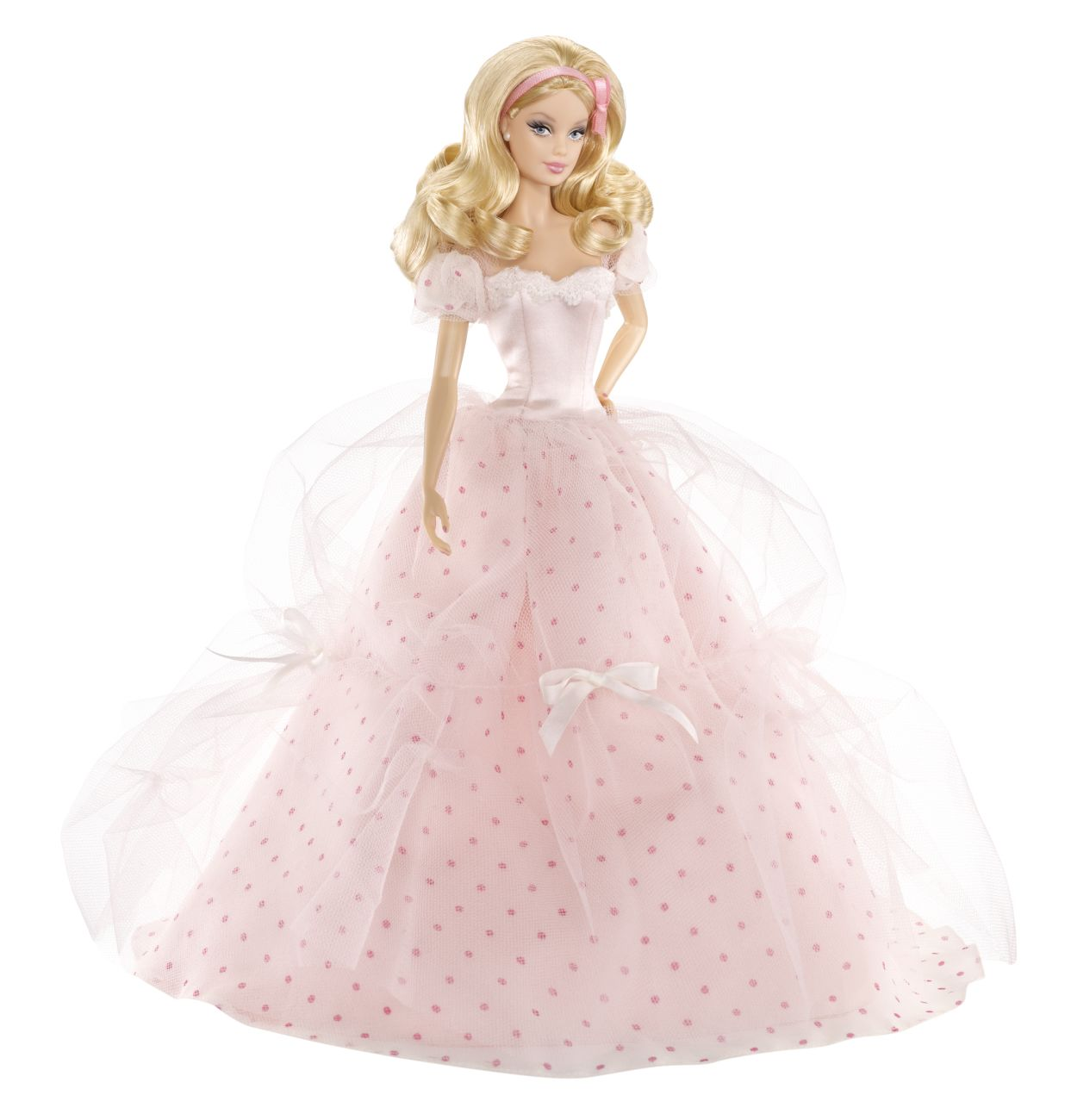 Birthday Wishes Barbie 2013 Collector Barbie