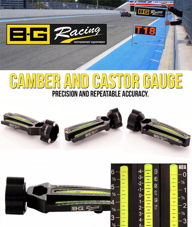 B G Racing Dual Axis Gauges (2)