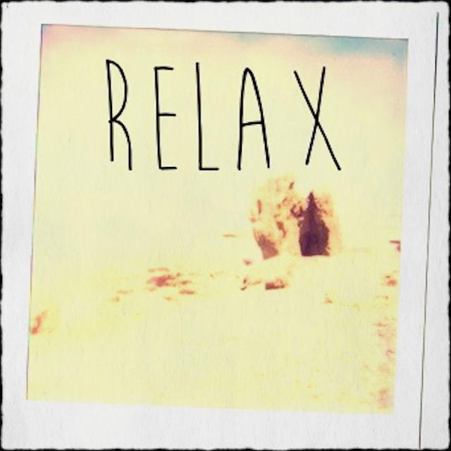 Entspannung ist schon was Feines
