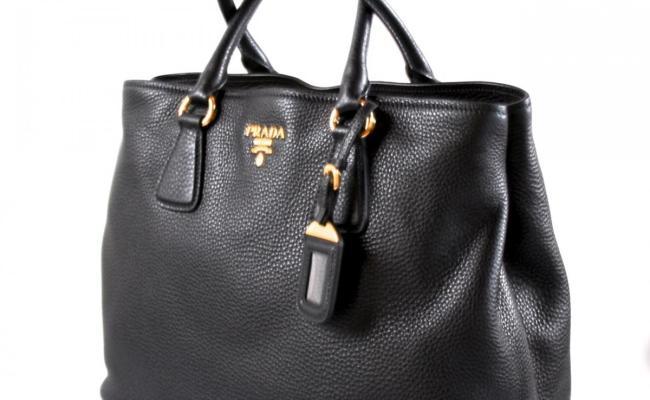 Authentic Luxury Prada Shoulder Bag Handbag Bn2794 Black New Ebay