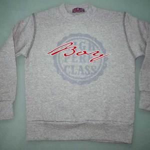 Φούτερ γκρι / Grey blouse