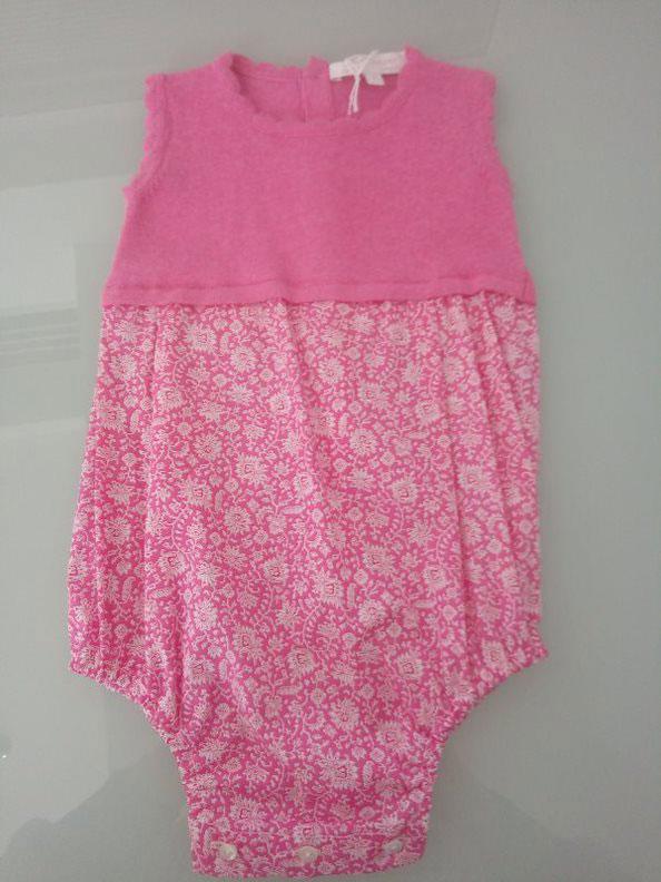 Tuta ροζ 12101