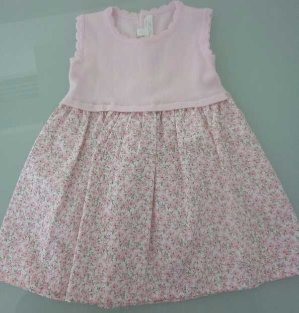 Φόρεμα ροζ 13494
