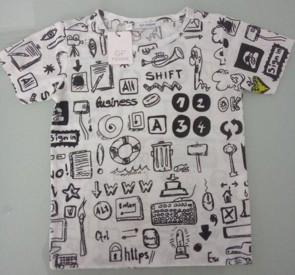 T-shirt G. Ferre 153352