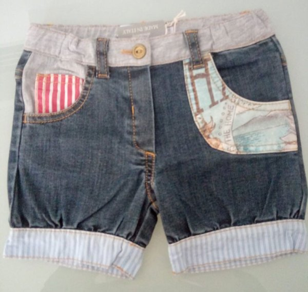 """Shorts """"Made in Italy"""" 154431"""