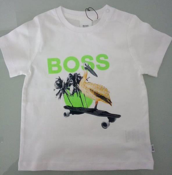 T-shirt Boss 161443
