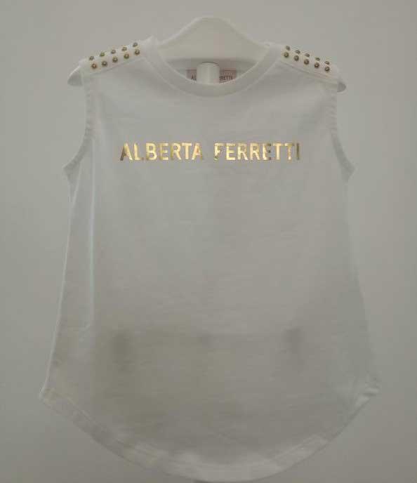 T-shirt Alberta Ferretti 142346