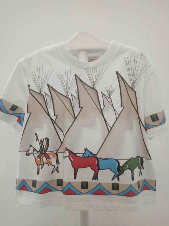 T-shirt Alberta Ferretti 142518
