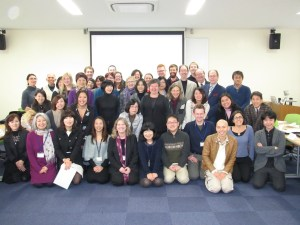Glocal Polemics Workshop participants