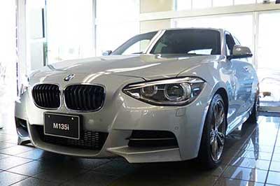 BMW M135i 試乗記)