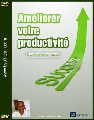 Programme Améliorer votre productivité