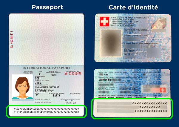 valider votre passeport ou carte