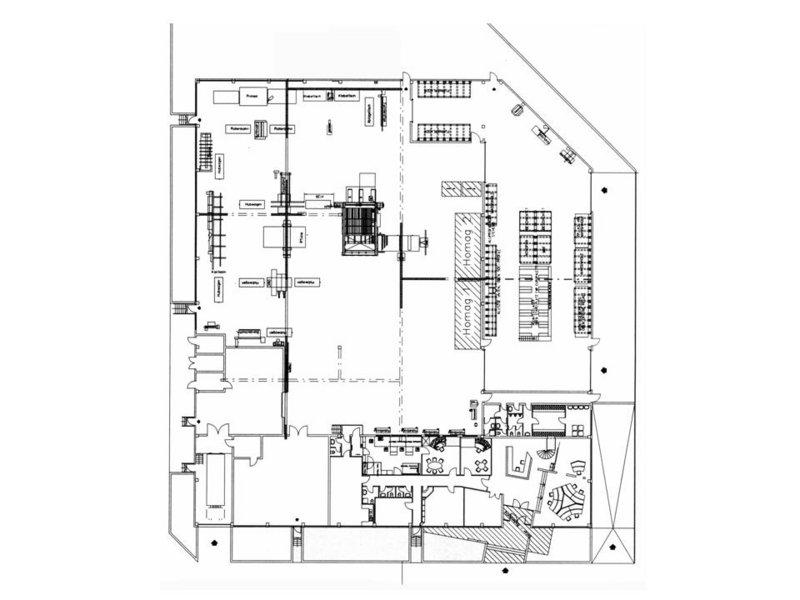 industriebau : Fachgebiet Entwerfen, Gebäudekunde und