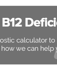 Are you  deficient use our diagnstic calculator to find your diagnosis and how we also deficiency support group vitamin charity rh