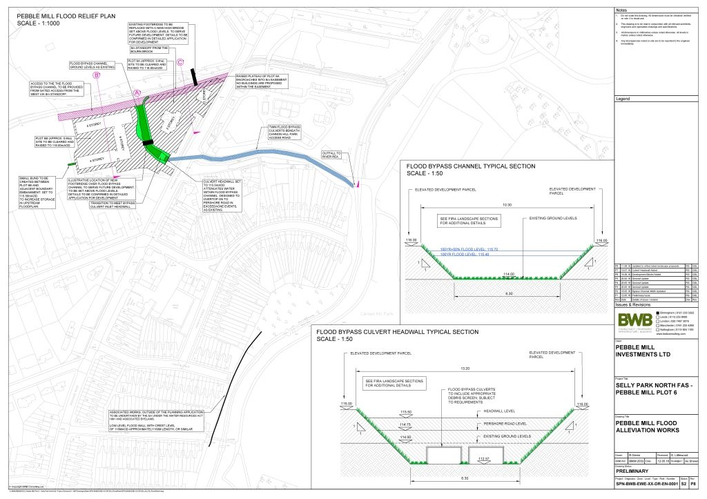 Selly Park flood scheme approved by council planning